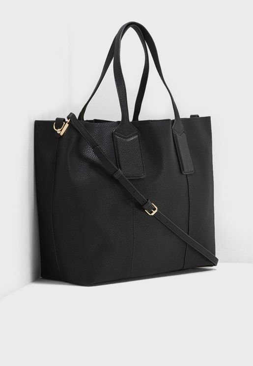 Cheval Pebbled Shopper