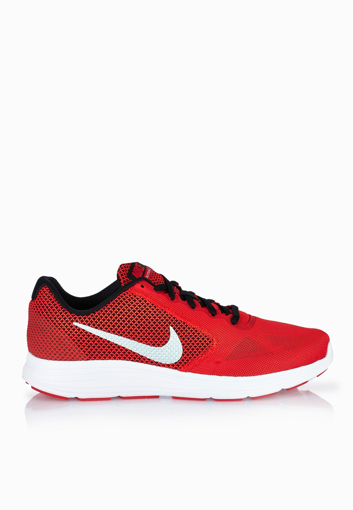 huge selection of 1cc62 7249d Shop Nike red Revolution 3 819300-601 for Men in UAE - NI727SH59PEM
