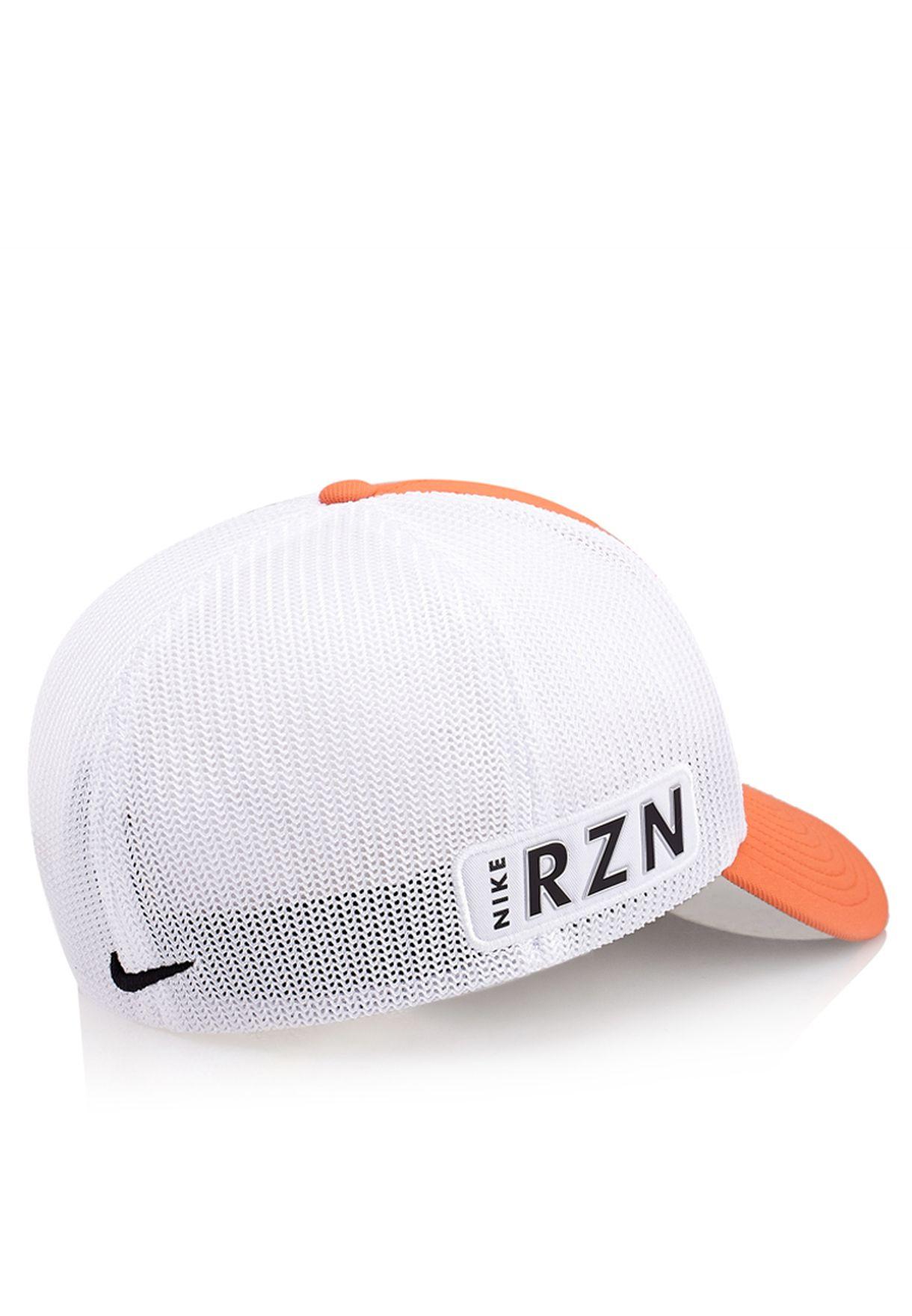 b92240d59a4 Shop Nike orange Tour Flex-Fit Golf Cap NKGF-638291-841 for Men in ...