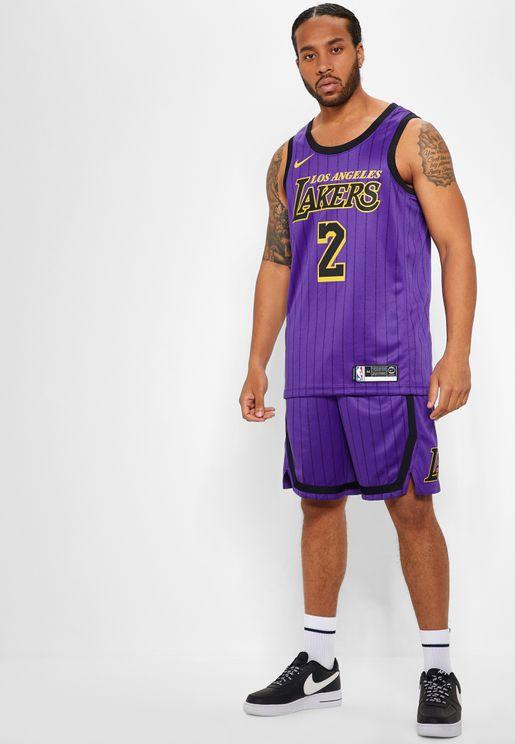LA Lakers Swingman Shorts