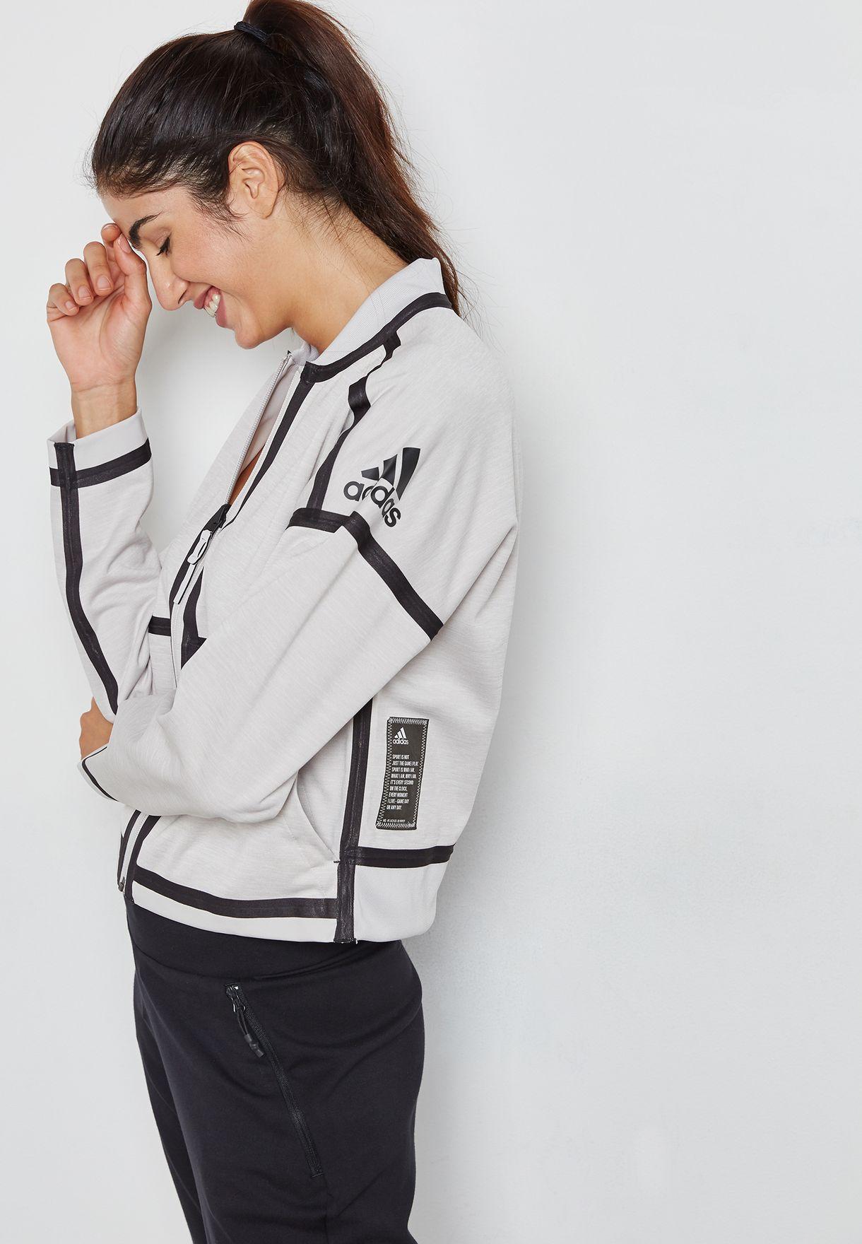 Claire Pinchazo móvil  Buy adidas multicolor Z.N.E Reversible Jacket for Women in MENA, Worldwide  | CF1465