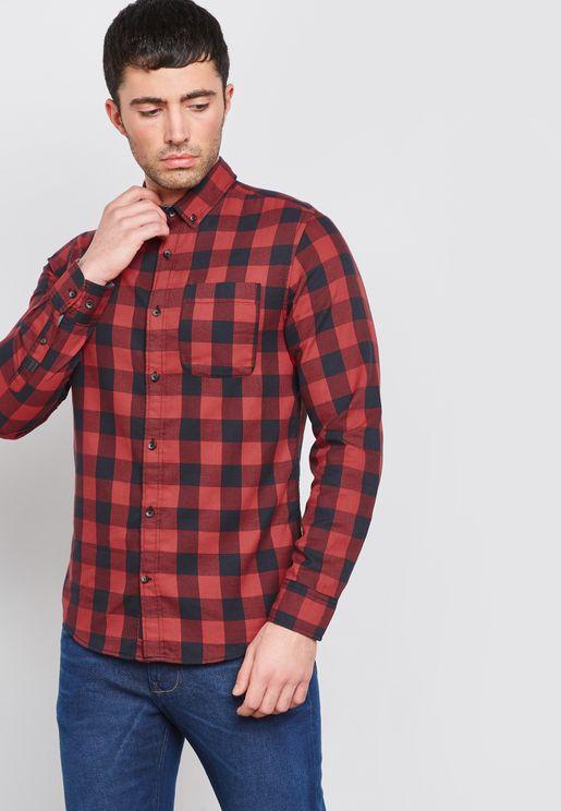 Graham Checked Shirt