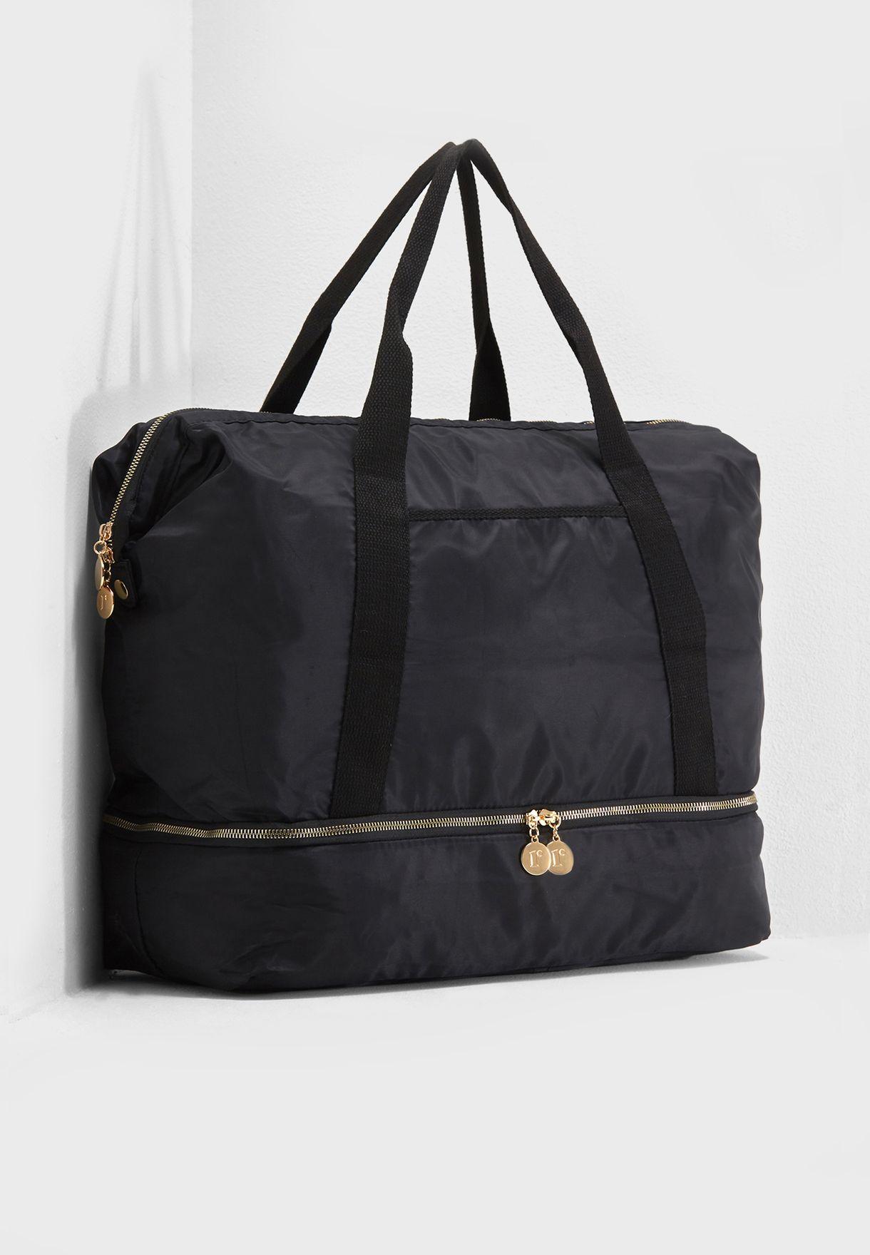 Shop Rubi black Olivia Overnight Bag 419273-03 for Women in Kuwait -  RU642AC59UAY 2ec61206a1c84