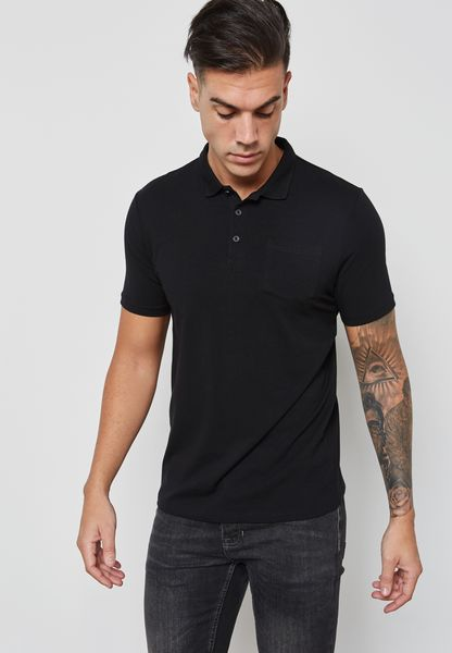 Essential Streched Polo