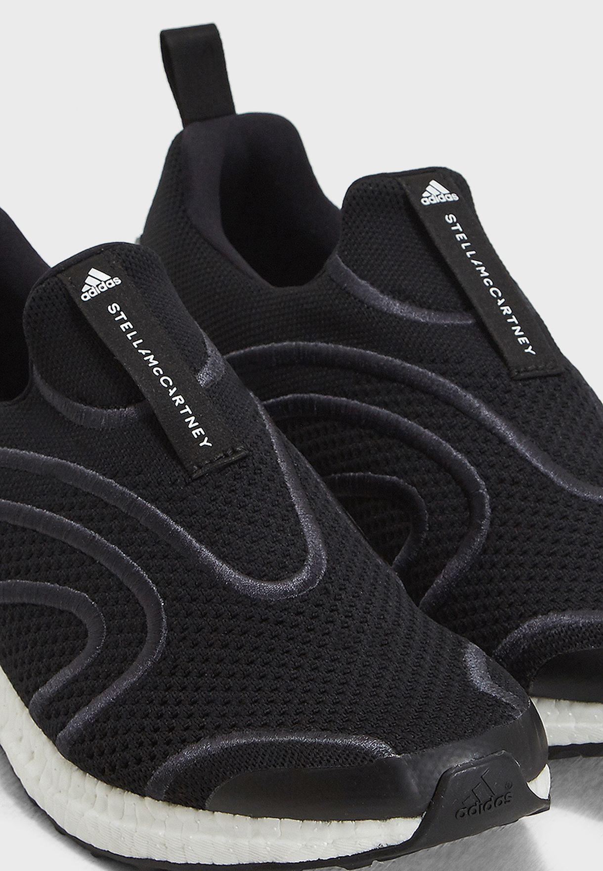 4018f82c645df Shop adidas by Stella McCartney black Ultraboost Uncaged BB6273 for ...