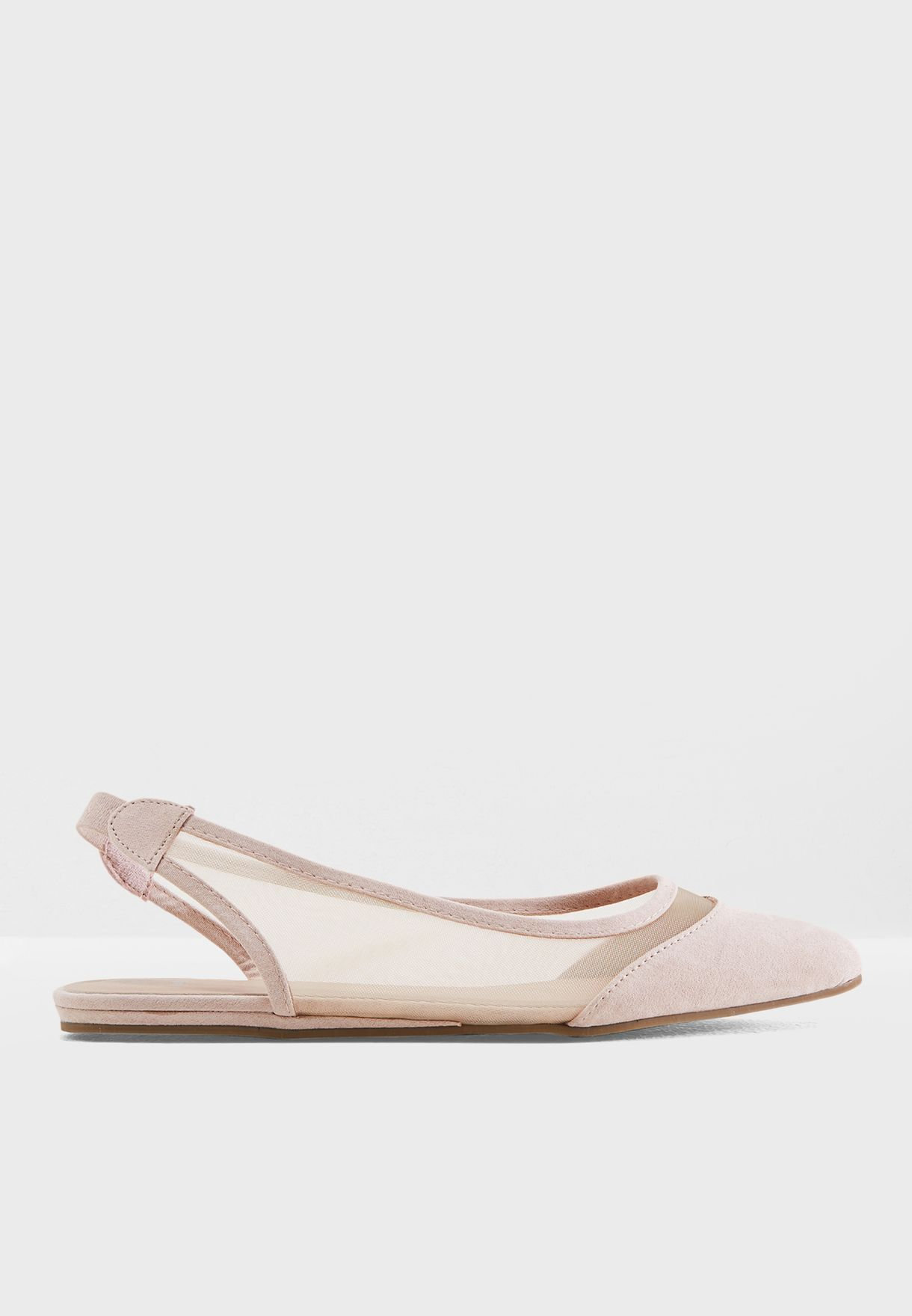 WIDE FIT Casual Slip On