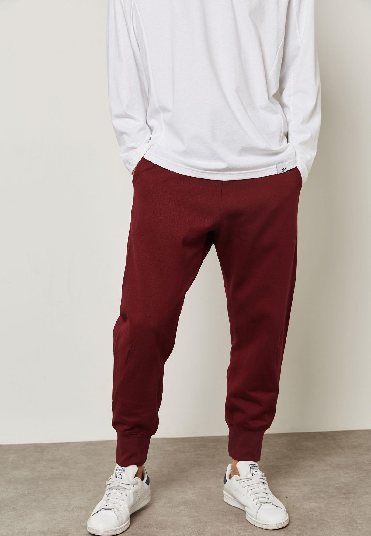 Shop adidas Originals red XBYO Sweatpants BS2916 for Men in Qatar -  AD478AT59JNC a07c08e93a