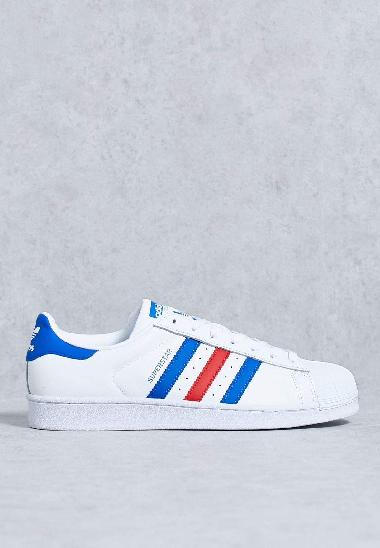 Negozio Adidas Superstar Bb2246 In Originali Bianco Per Gli Uomini In Bb2246 Eau d4d117