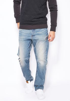 G-Star Raw C 3D Zip  Dark WashTapered Jeans