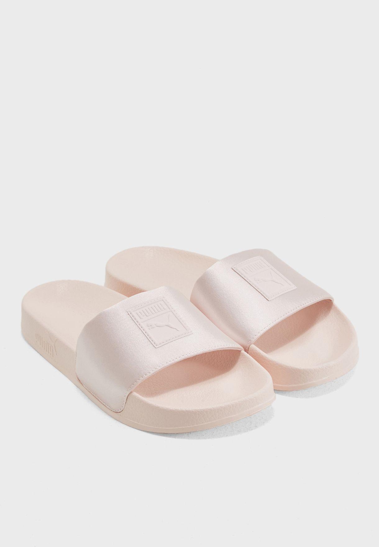 ed100e2b4e7 Shop PUMA pink Leadcat Satin 36533802 for Women in UAE - PU020SH59JJC