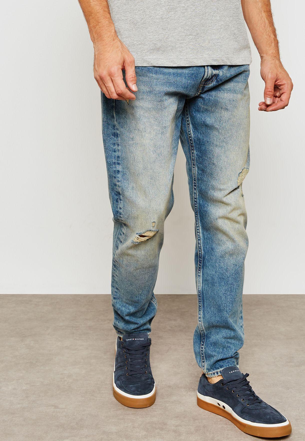 Modern Slim Fit Jeans