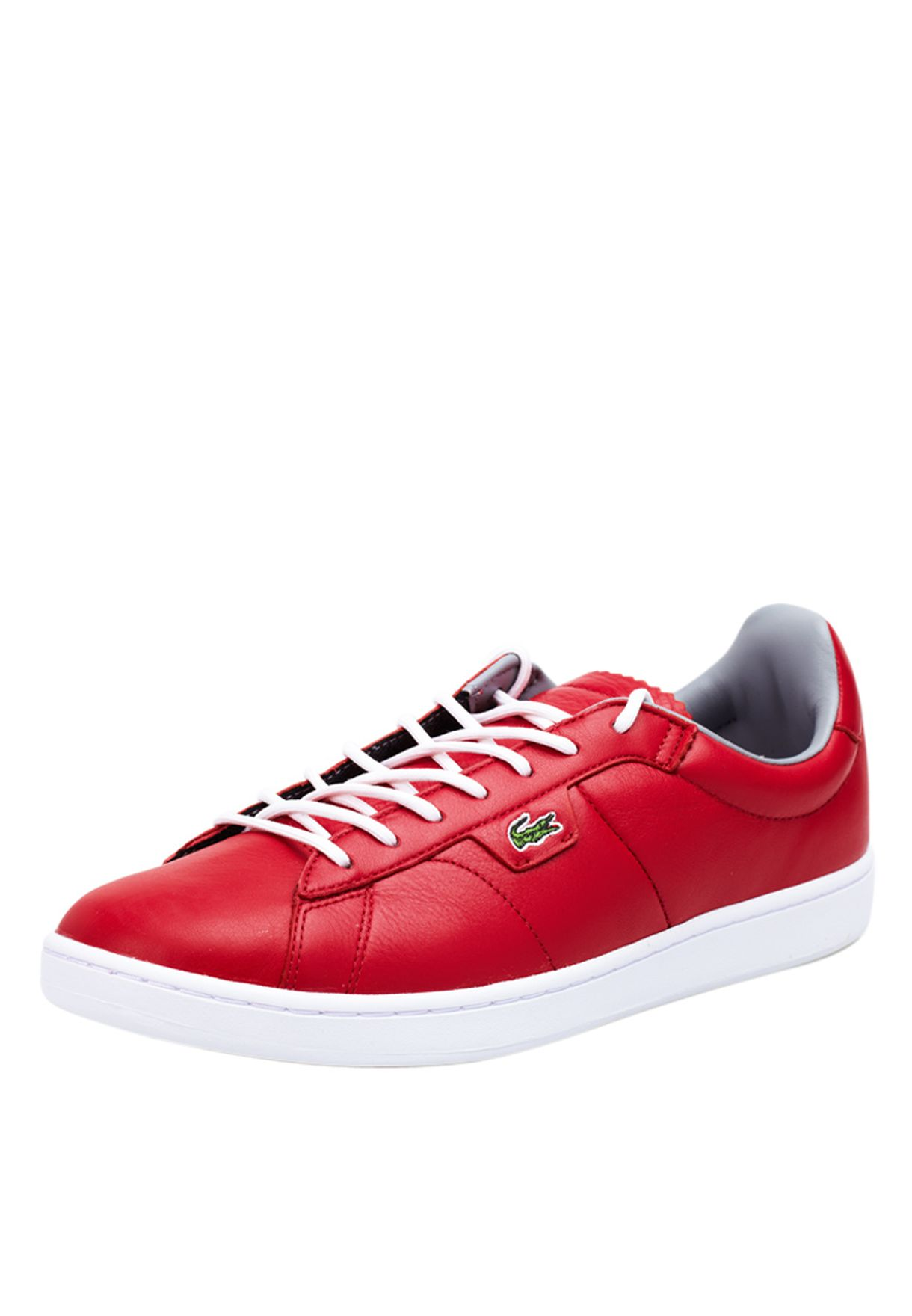 a184e4a670a9 Shop lacoste red broadwick lowtop sneakers lem for men jpg 1220x1760 Lacoste  red shoes