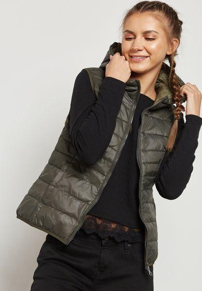 Gilet Hooded Jacket