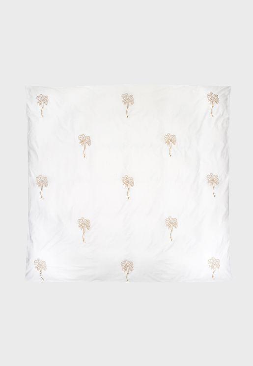 Luxury Palm Tree Duvet Cover - King(230x220cm)