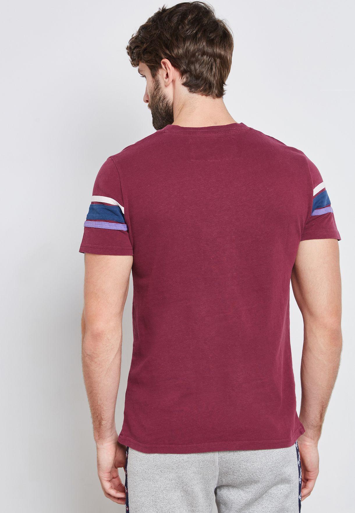 Pitch Field Retro T-Shirt