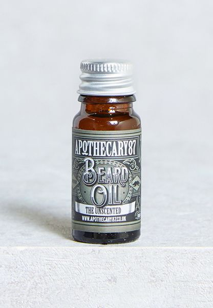 The Unscented Beard Oil-10Ml