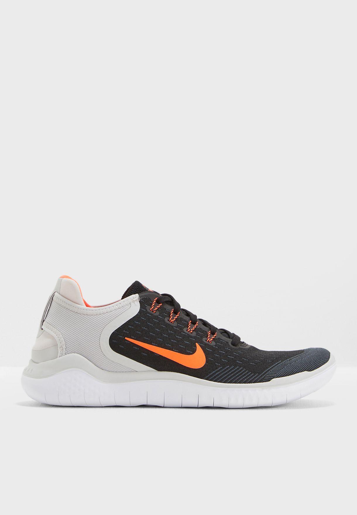 19e8bc344b83 Shop Nike multicolor Free RN 2018 942836-005 for Men in UAE ...