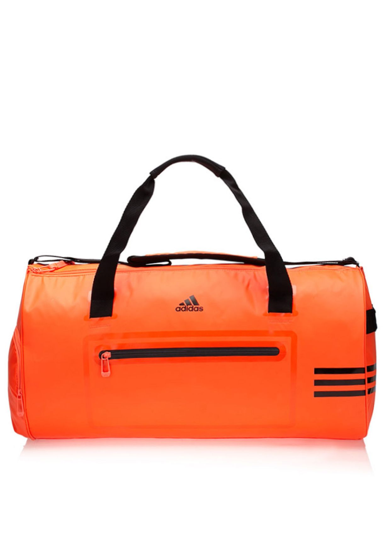 c8e077957c23 Shop adidas orange Medium Climacool Duffel Bag S18196 for Men in UAE ...