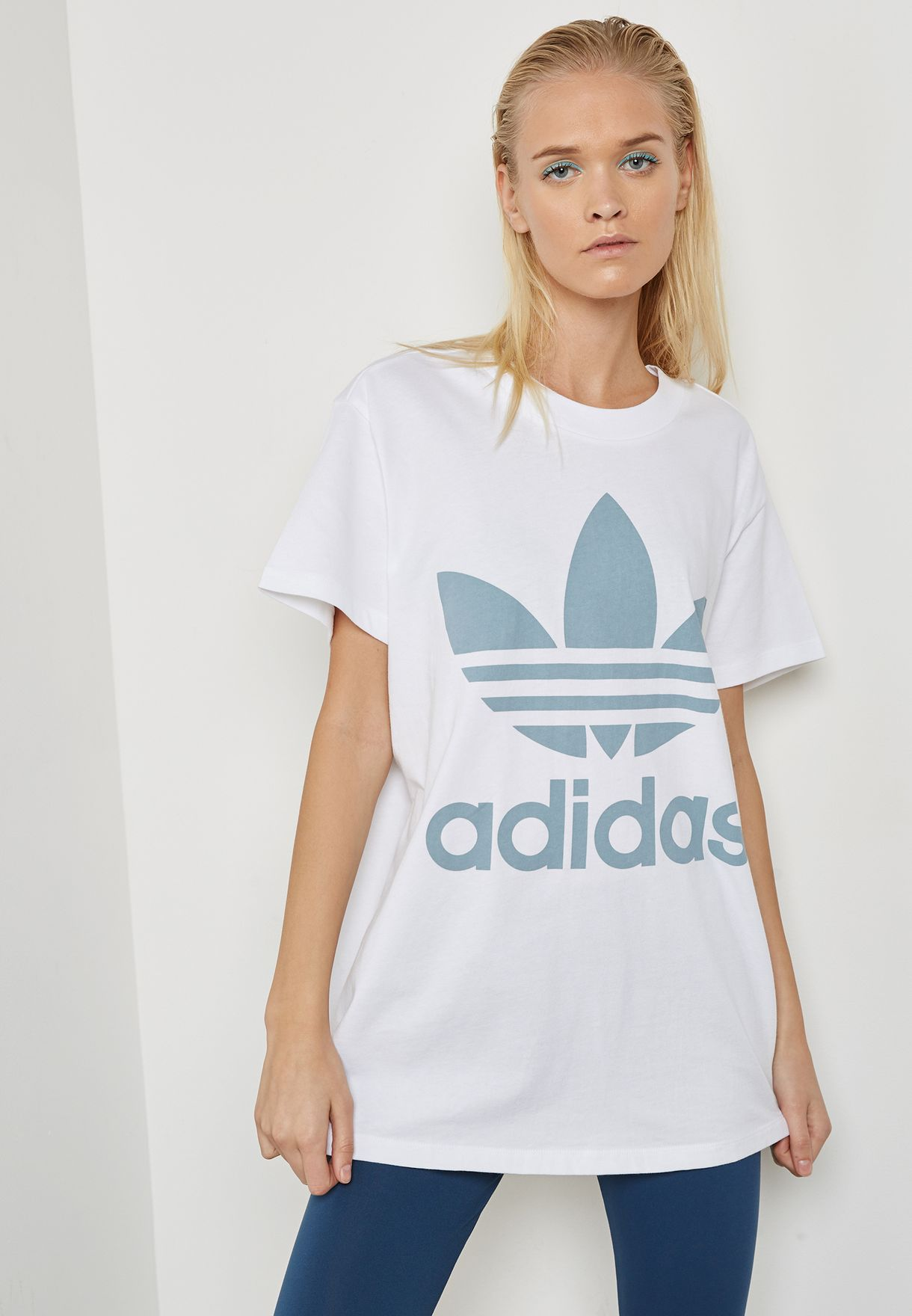 adicolor Big Trefoil T Shirt