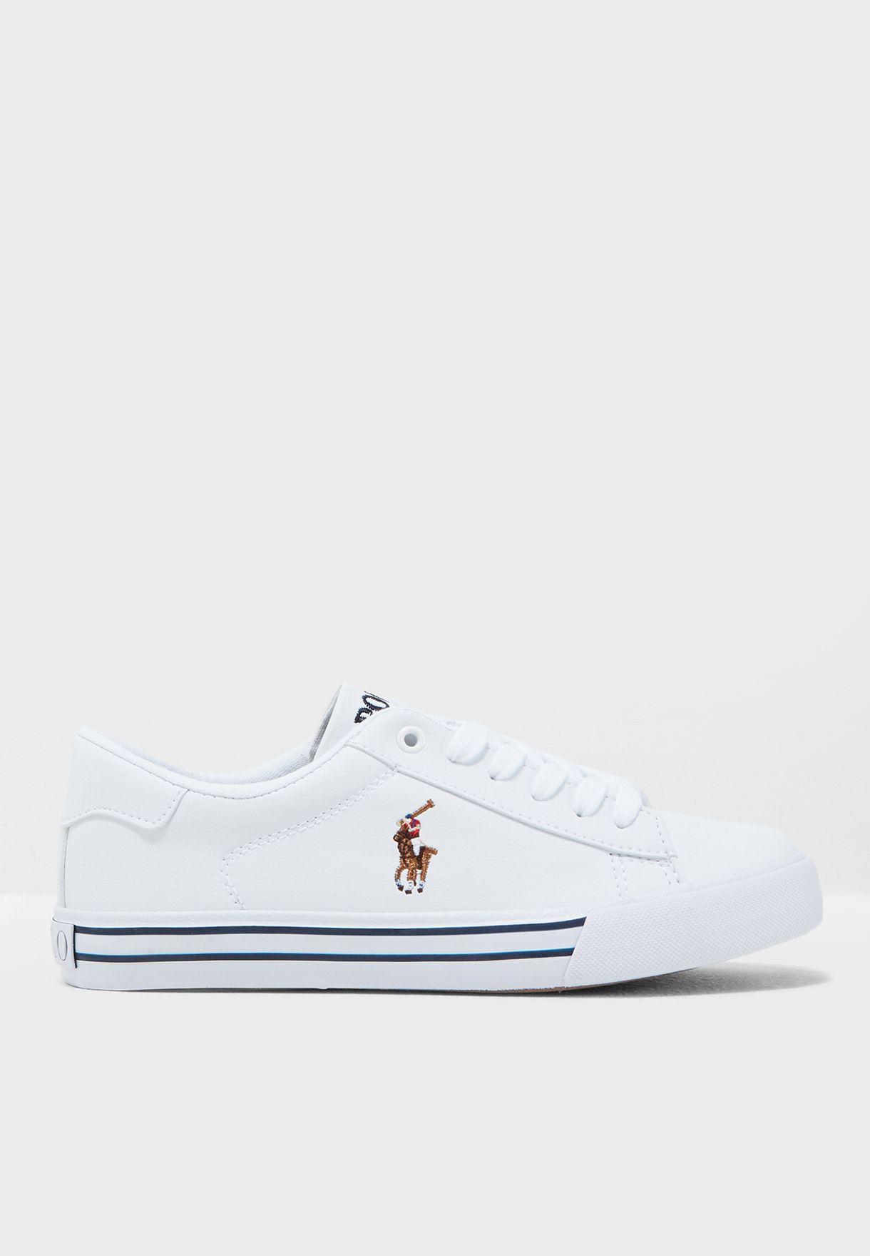 Buy Polo Ralph Lauren white Youth