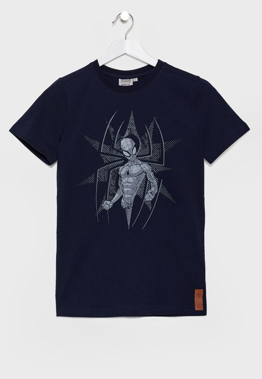 Little Spiderman T-Shirt