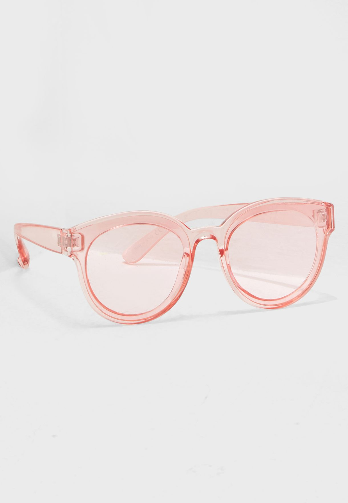 d968624960c4 Shop Call It Spring pink Teasien Square Sunglasses TEASIEN55 for ...