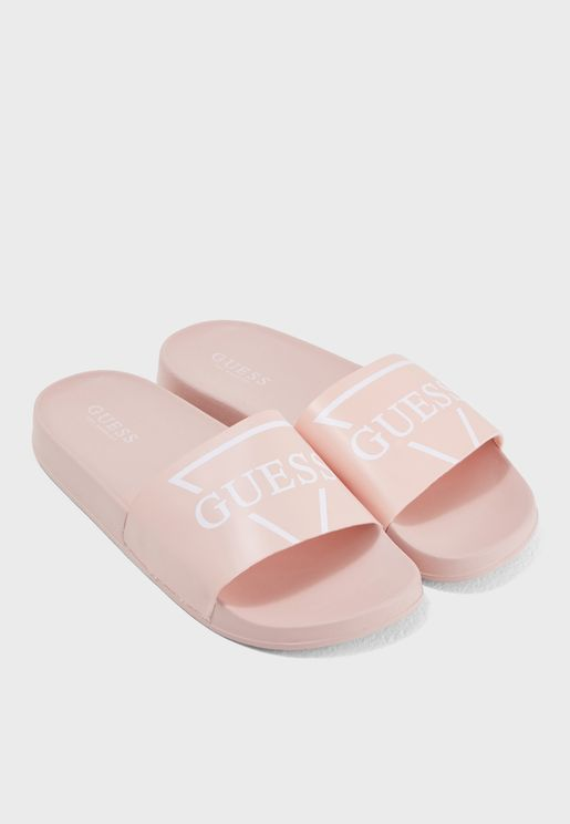 Guess Slide Sandal