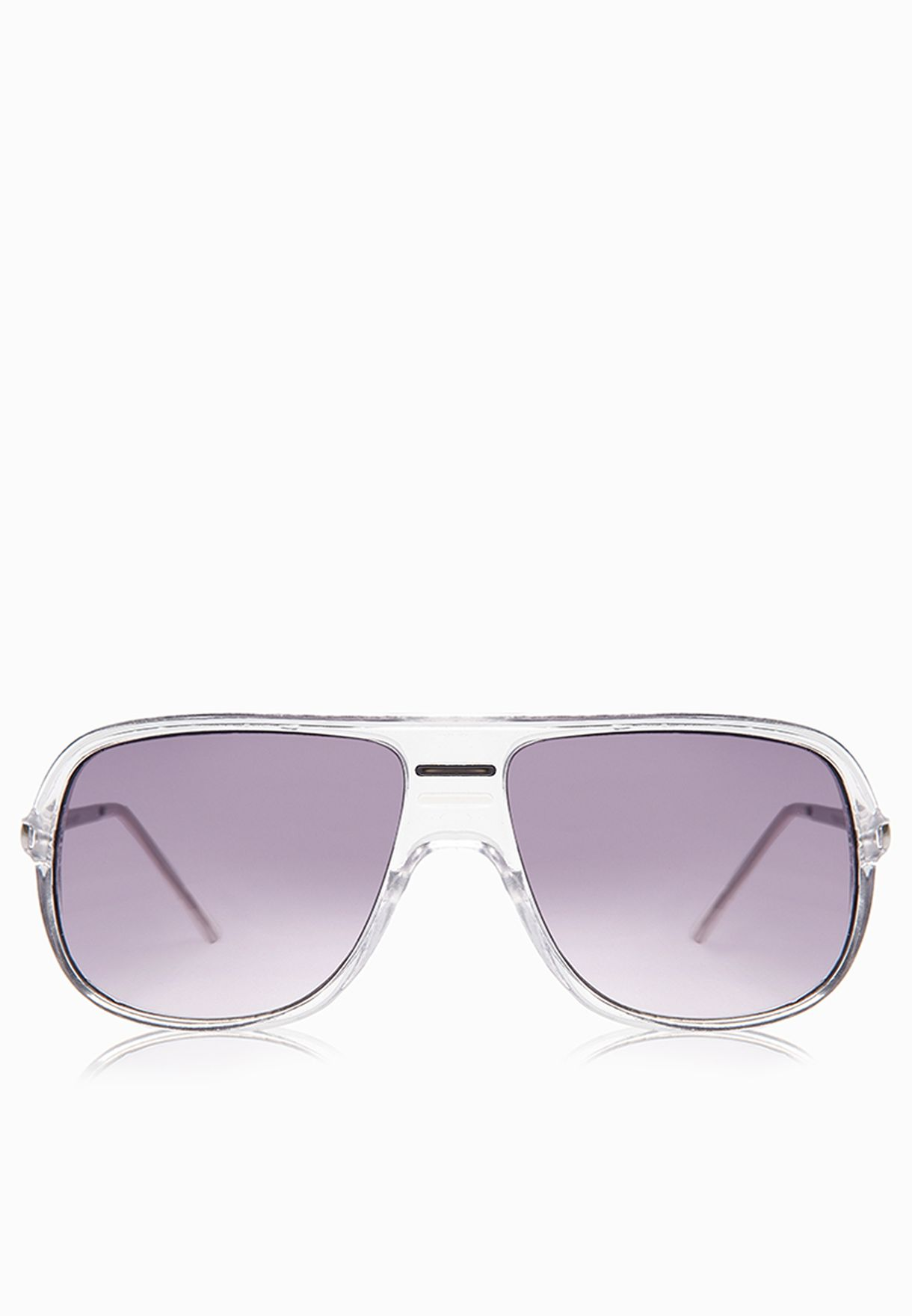 408b25b1b2 Shop Jack Jones grey Space Sunglasses 12056755 for Men in UAE ...