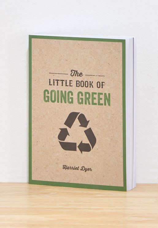 "كتاب ""The Little Book of Going Green"""