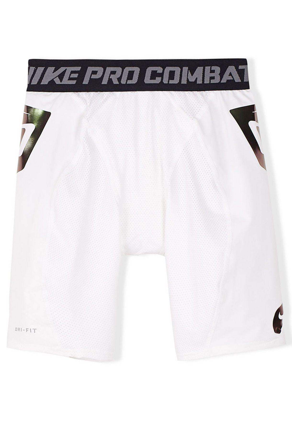 ee123940a Shop Nike white Ultralight Slider Shorts NKAP575273-100 for Men in ...