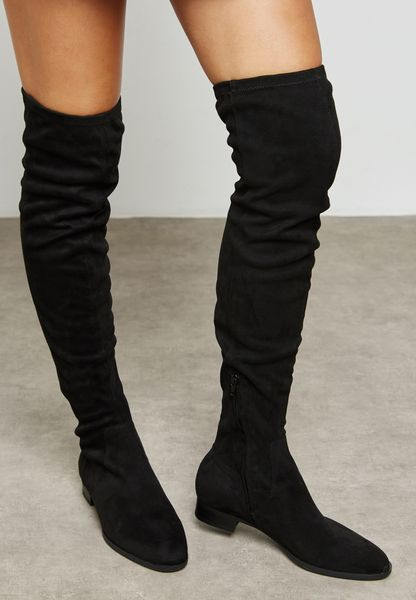 Celsa Thigh High Boots