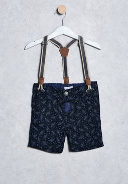 Infant Canti Bermuda Short