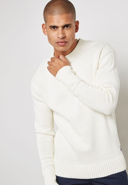Hnn Knitted Sweater