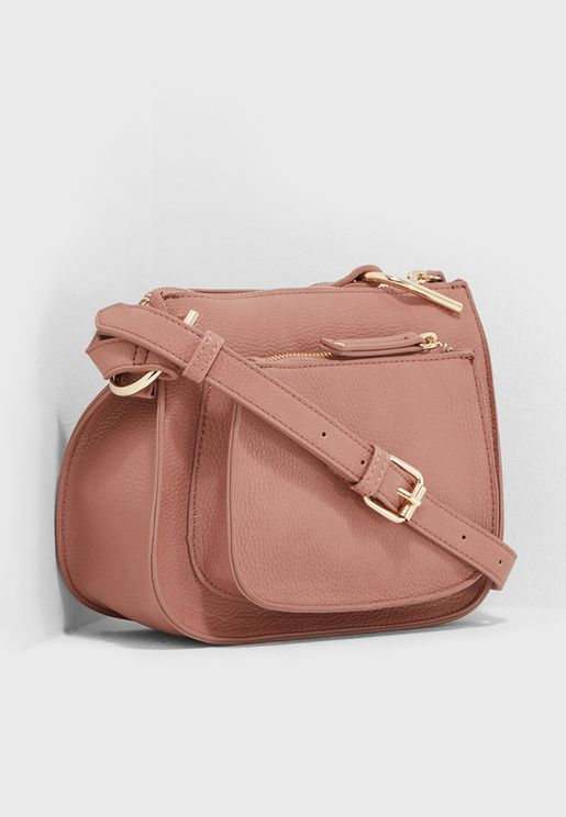 Mini Saddle Crossbody