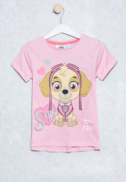 Little Skye Printed T-Shirt