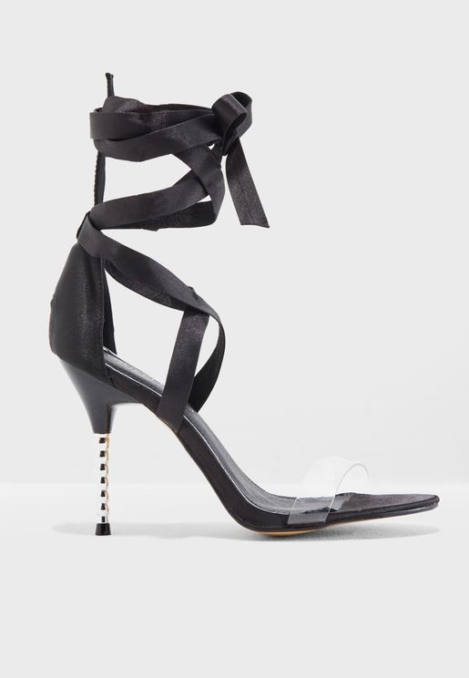 Sasa Heeled Sandal