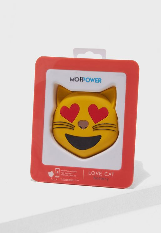Love Cat  Power Bank