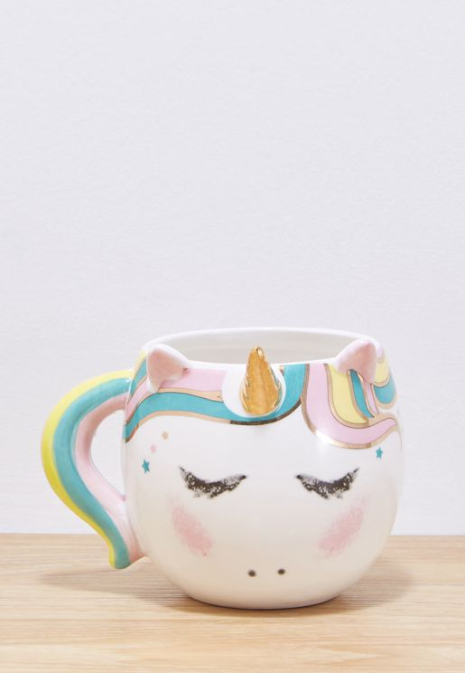 Candy Pop Unicorn Mug