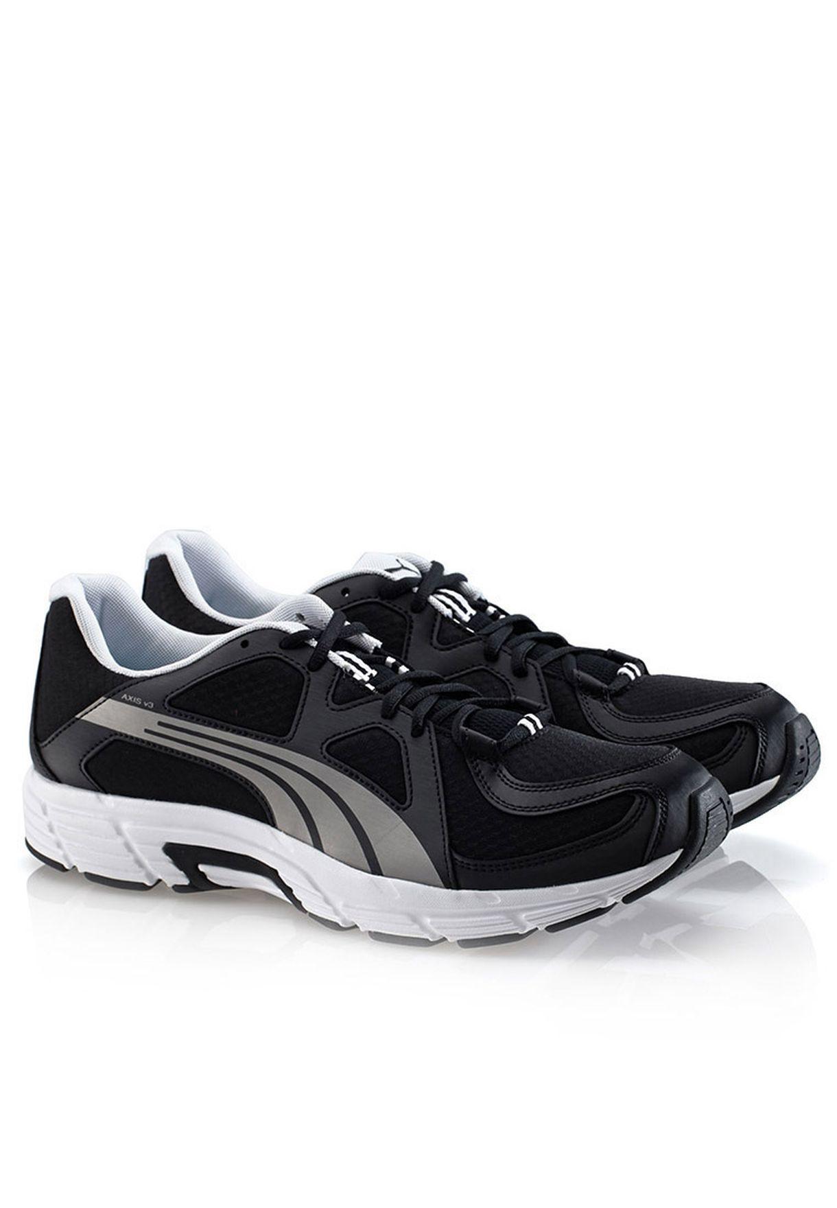 1f034dab991 Shop PUMA black Axis V3 18672712 for Men in Bahrain - PU020SH49LWO