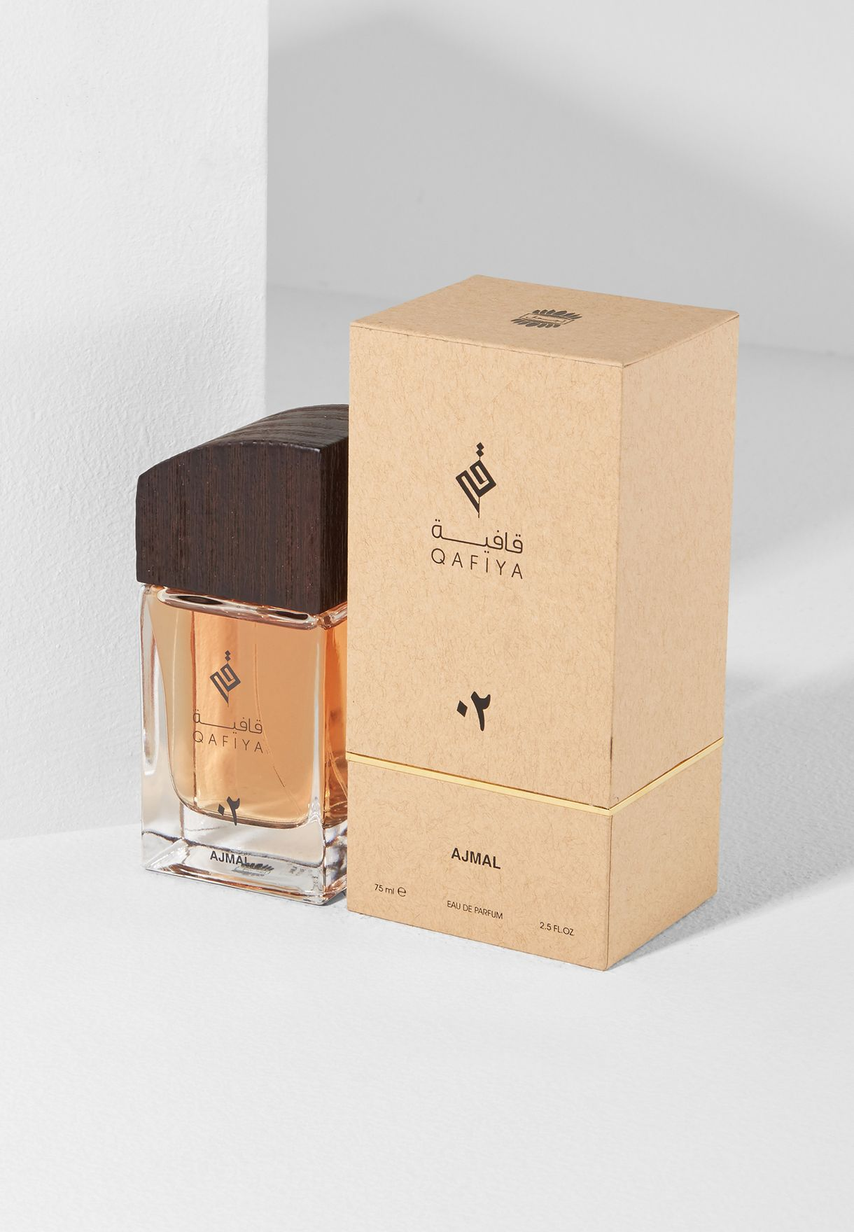 Qafiya 02 Spray Eau de Parfum 75ml