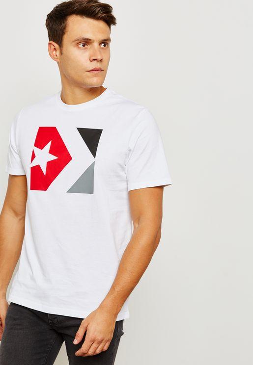 Star Chevron Box T-Shirt