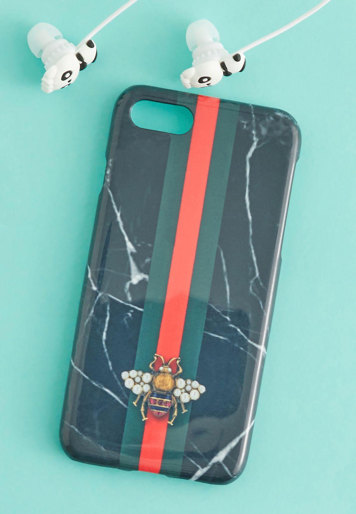 Marble Stripe iPhone 6/7/8 Case