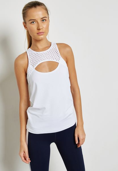 Emmy Excel Tank Top