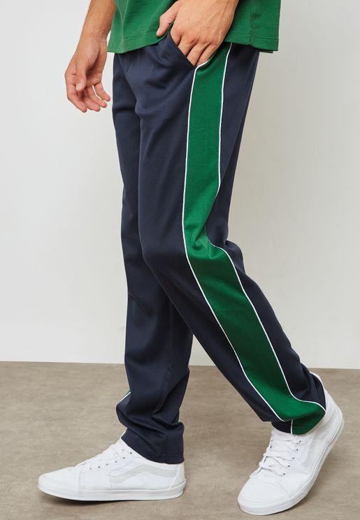 Bonded Cuffed Sweatpants