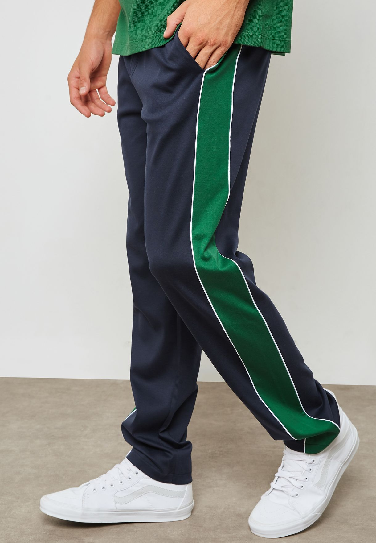 Bonded Cuffed Sweatpants