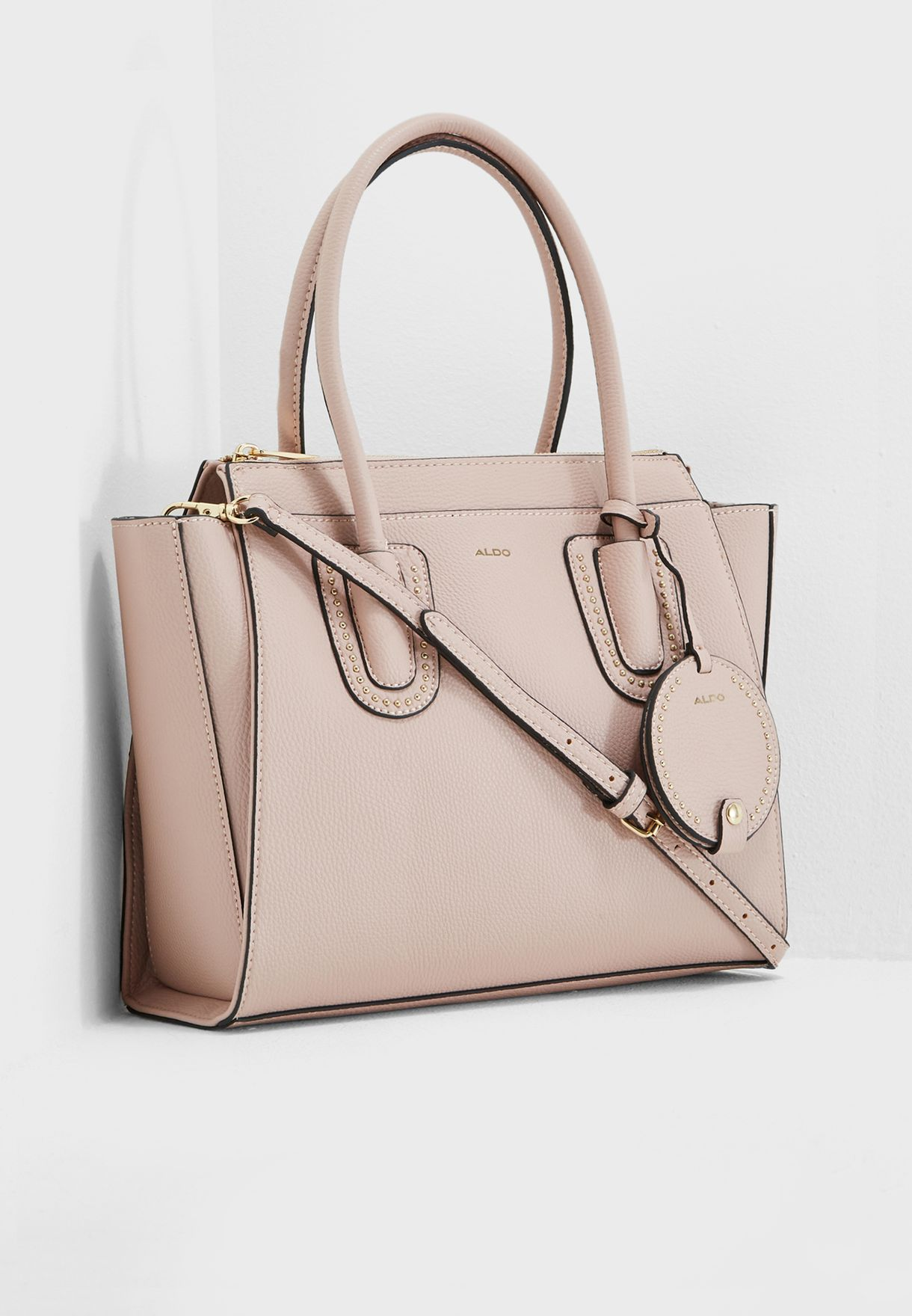 9a97d16c77d Shop Aldo pink Medium Miradode Tote MIRADODE55 for Women in UAE -  AL729AC49ZOO