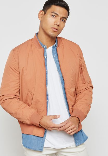 New Spring Bomber Jacket