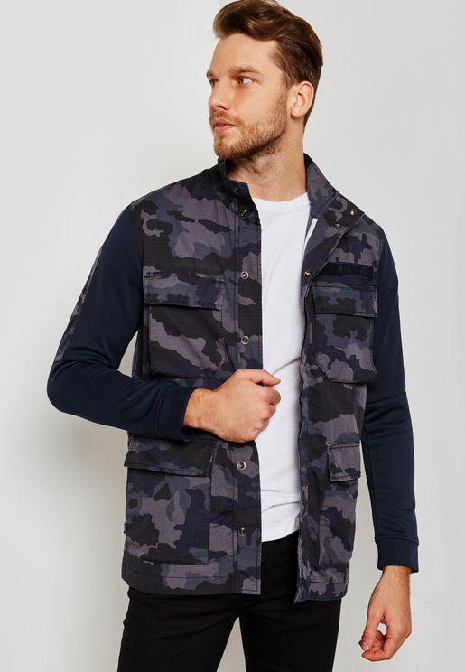 NSW Camo Jacket
