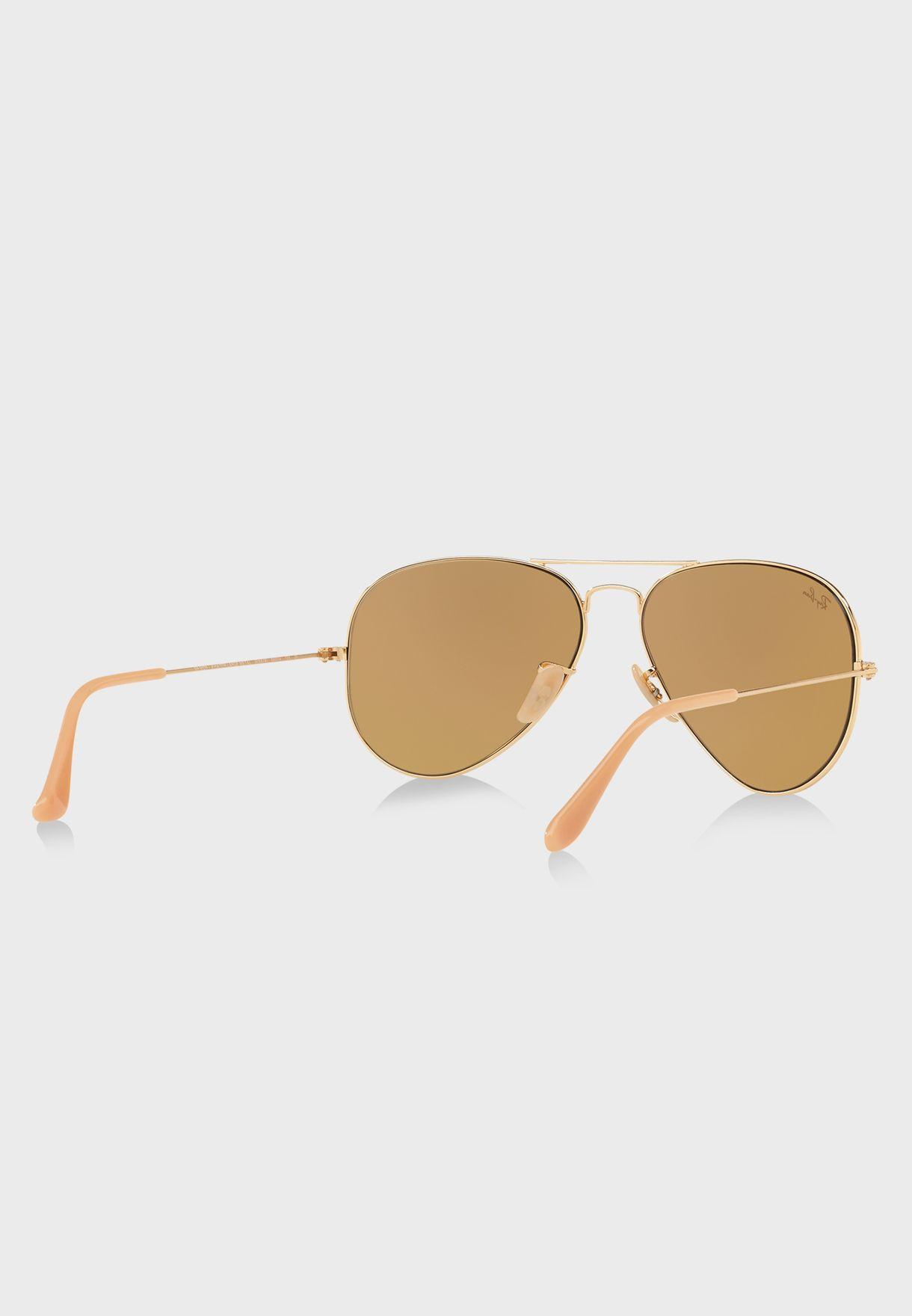 نظارة شمسية ايفولف افياتور