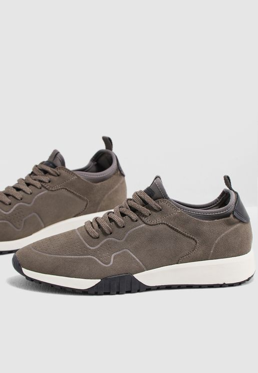 Tello Suede Sneakers